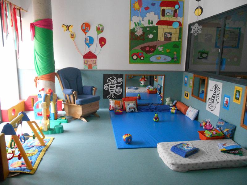 E i el espinillo for Decoracion de espacios de aprendizaje